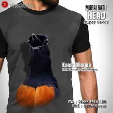 Kaos Burung Murai, Kaos Murai Batu Gacor, Murai Medan, Kicau Mania, Klub Burung