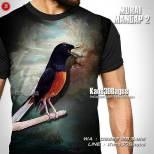 Kicau Mania Indonesia, Kaos Murai Batu Medan, Kaos Komunitas Burung