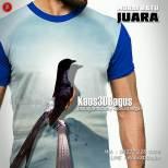 Kaos BURUNG MURAI, Kaos3D, Kaos3DBagus, Kaos Klub Burung
