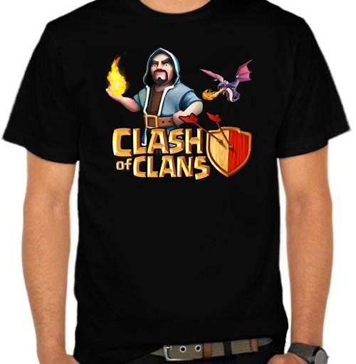 KAOS CLASH OF CLANS MALANG