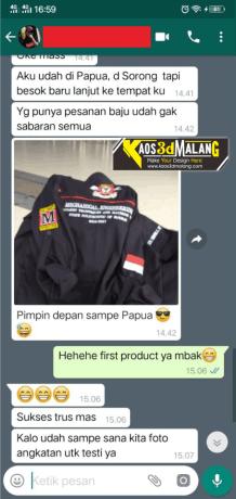 Testimoni Kaos 3D Malang Februari 2019 (3)