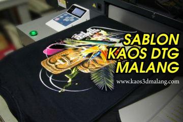 SABLON KAOS DTG MALANG