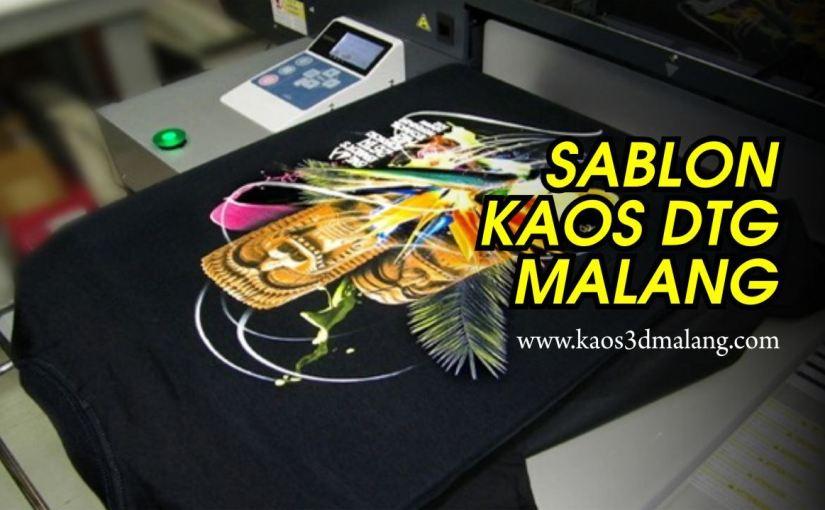 SABLON KAOS DTG MALANG (Digital Print)