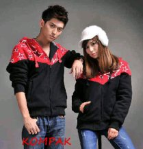 Jaket New Star Hitam - 160.000