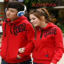 Jaket Qing Merah - 160.000
