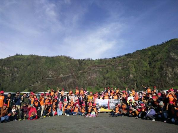 Kaos-Gathering-Telkom-Balikpapan