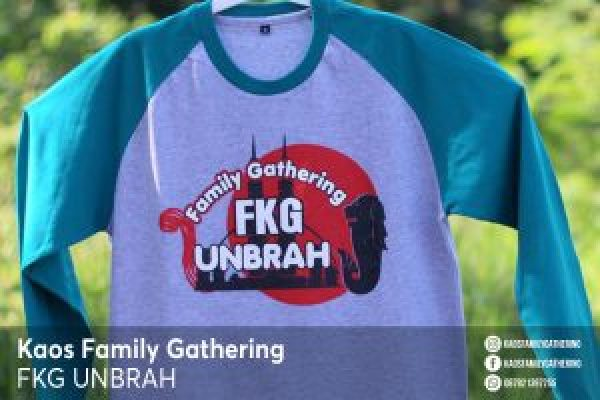Kaos Family Gathering FKG UNBRAH 1
