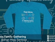 Kaos Family Gathering PT Bahari MS