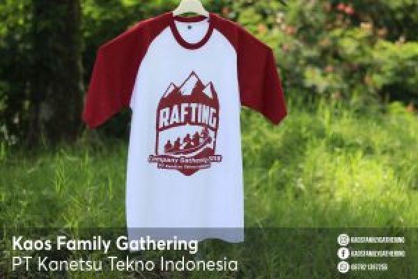 Kaos Family Gathering PT Kanetsu Tekno Indonesia 3
