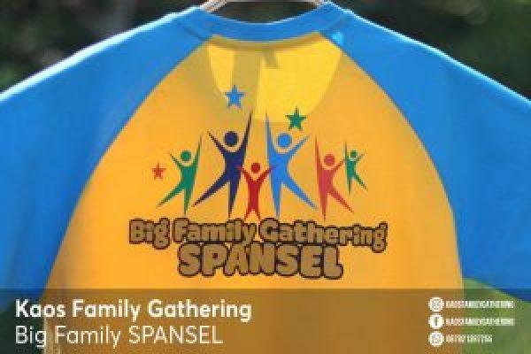 Kaos Big Family Gathering SPANSEL 1