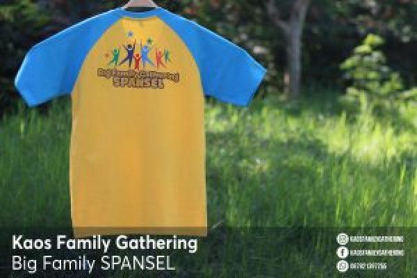 Kaos Big Family Gathering SPANSEL 2