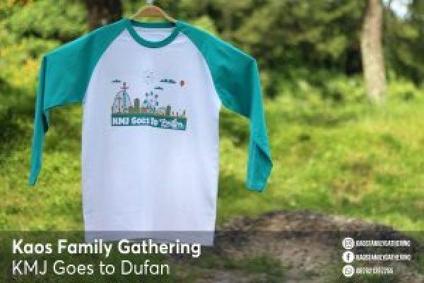 Kaos Family Gathering KMJ to Dufan 2