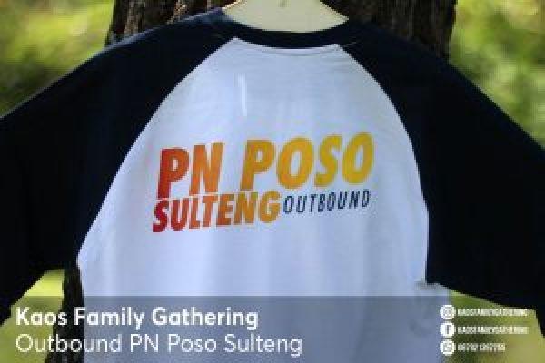 Kaos Family Gathering PN Poso Outbound 2