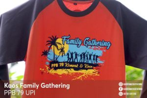 Kaos Family Gathering PPB79 UPI 1