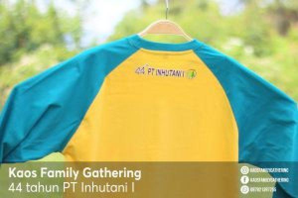 Kaos Family Gathering PT INHUTANI I 2