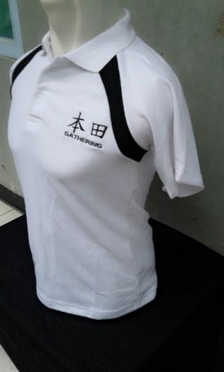 Polo Shirt Gathering samping
