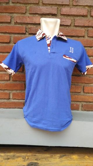 Polo Shirt batik JJ