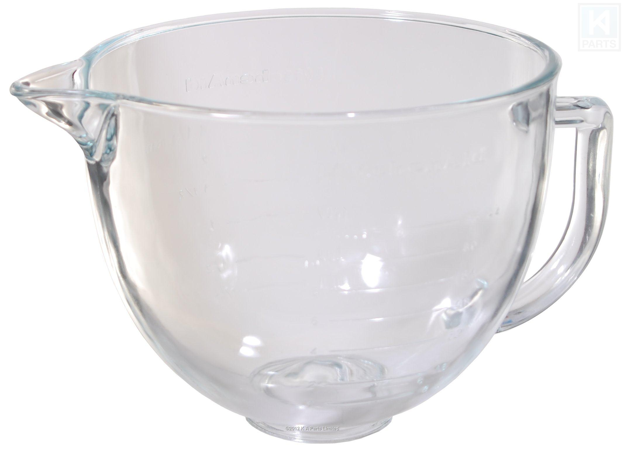 kitchen aid glass bowl island with pull out table kitchenaid mixer 5 qt also known as k5gb ebay