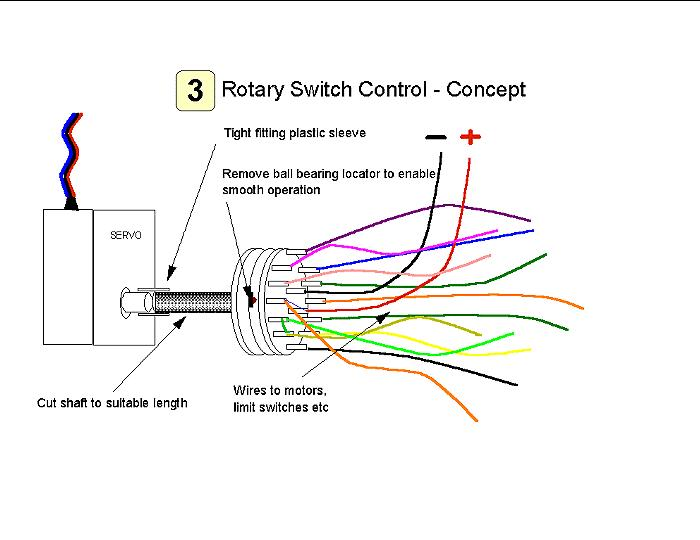 rotary switch wiring diagram a shed kite aerial photography simon harbord s kap rig sheet 3 schematic of left 41k jpg and 4 right 68k