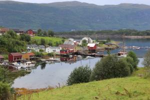 Norwegen wie aus dem Bilderbuch