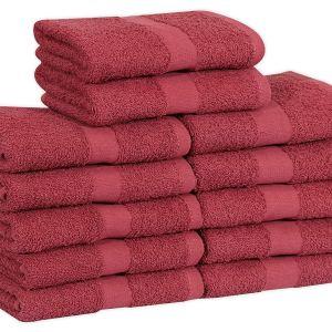 16 x 27 maroon towel