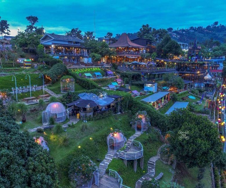 Itinerary Liburan di Bandung 3 Hari 2 Malam