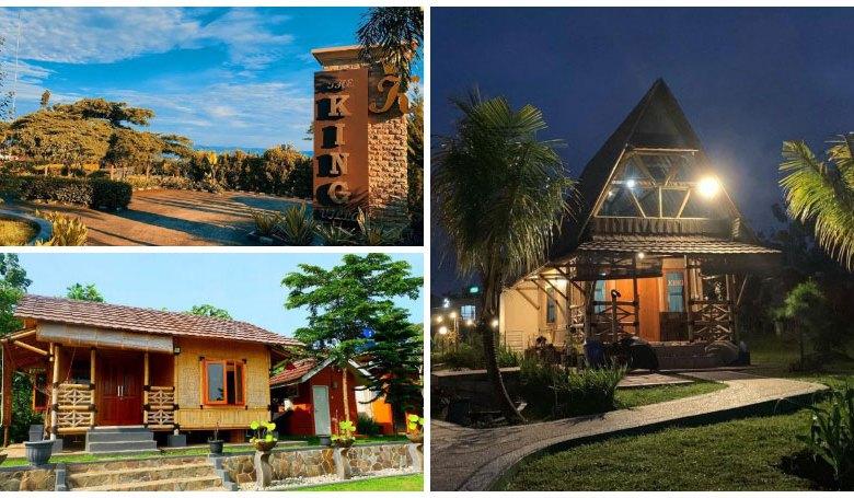 The King Villa, Punya Panorama Persawahan dan Perbukitan Bogor yang Cocok Untuk Tempat Staycation Bareng Keluarga – Fasilitas Lengkap Banget