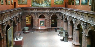 Hispanic society New York