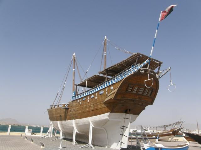 Oman Sur dhow