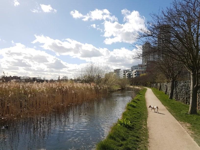 Londen wandelen