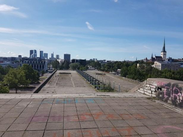 LInnahall Tallinn Estland Estonia