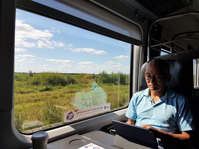 Litouwen trein