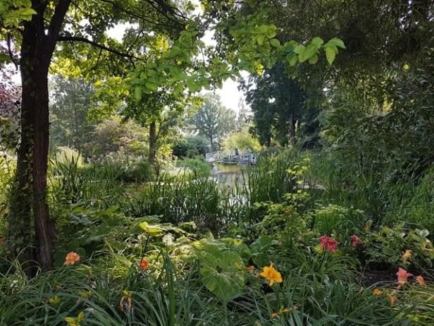 botanische tuin Tartu