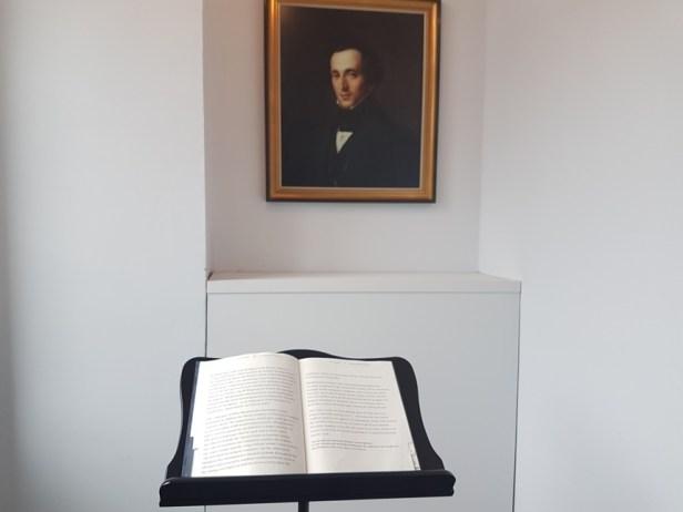 Mendelssohn portret leipzig