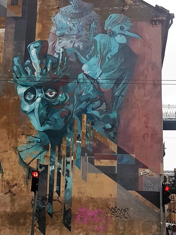 Vilnius street art graffiti
