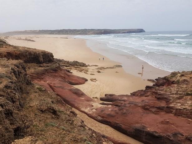 Bordeira to the sea walk