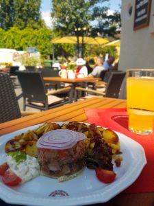 Weimar restaurant weissen schwan