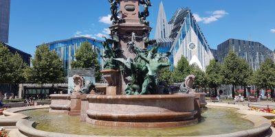Leipzig Augustusplatz