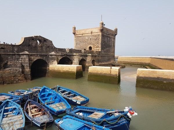 essaouira vissersboten