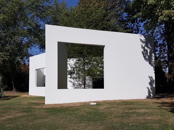 Fujimoto Cologne sculpture