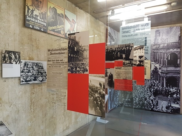NS documentatie centrum Keulen