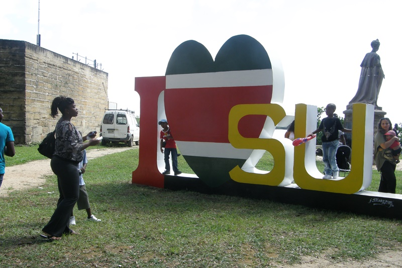 I love SU, Paramaribo