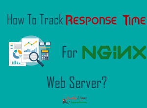 How To Track Response Time In NGINX For Applications?