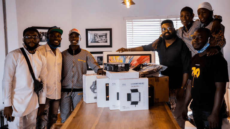 Netflix Celebrates the Ikorodu Bois + more!