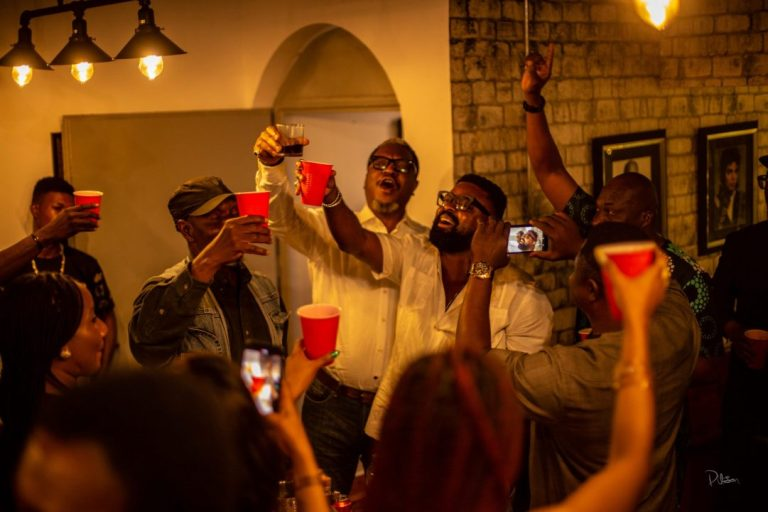 All that went down at our CEO's Surprise Birthday Party at KAP Hub