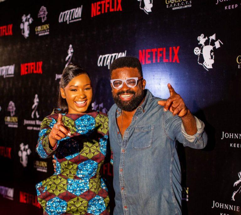 Celebrating the Launch of #Citationthemovie on Netflix