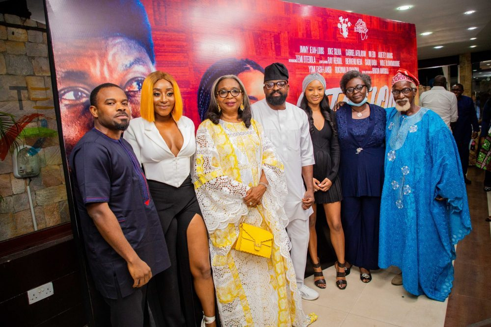 Here's what went down at the Premiere of #Citationthemovie