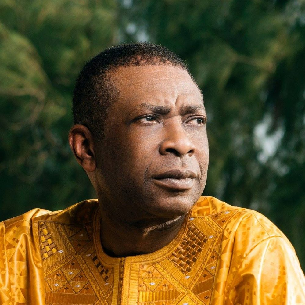 Introducing Youssou N'dour; An Integral Part of #Citationthemovie