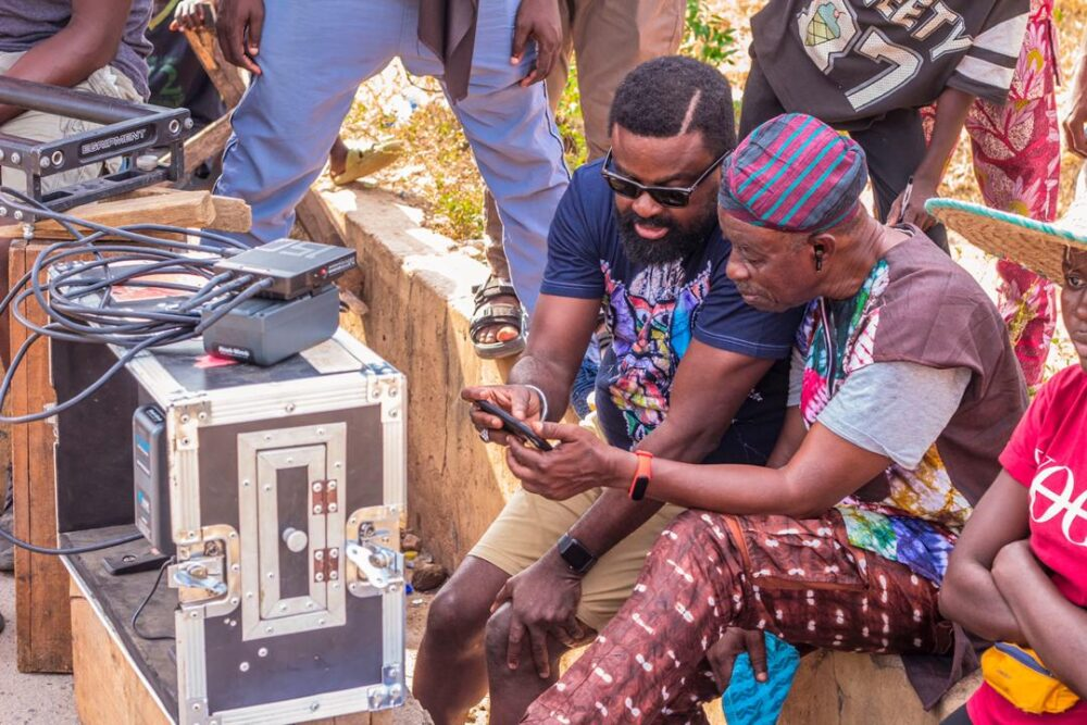 Tunde Kelani and Kunle Afolayan Team Up AGAIN for a New Film Project.