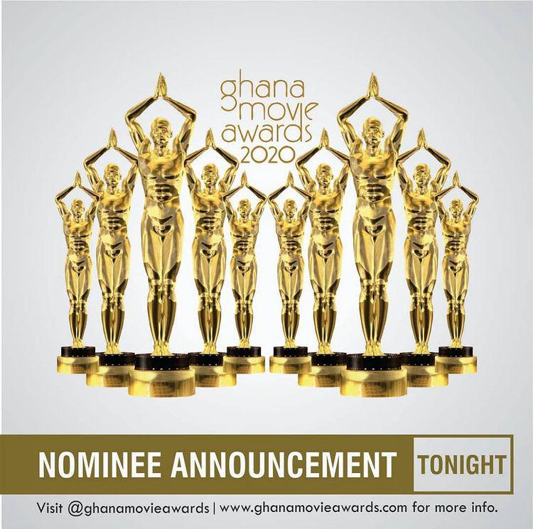 Drum rolls!🥁 Introducing the Nominees from Citation for the 2020 Ghana Movies Awards